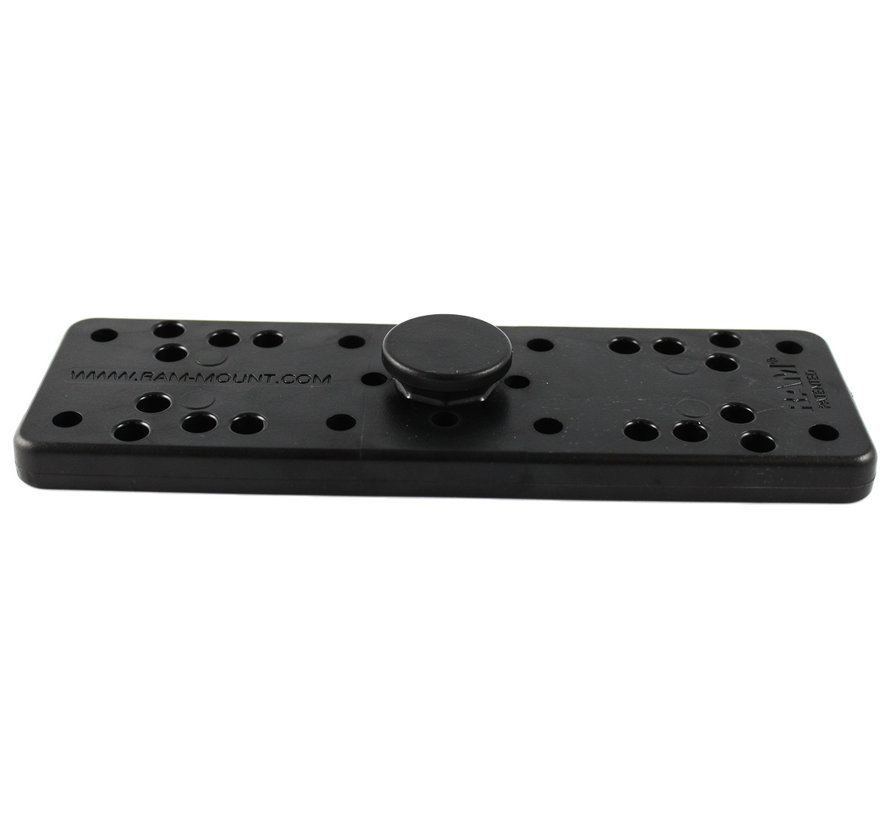 Composite Octagon Button with Universal Electronics Plate  RAP-292U