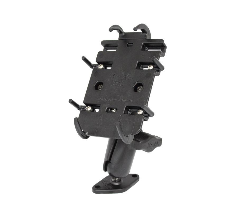 Quick-Grip™ klemhouder smartphones Schroefvaste set RAM-B-138-PD3U
