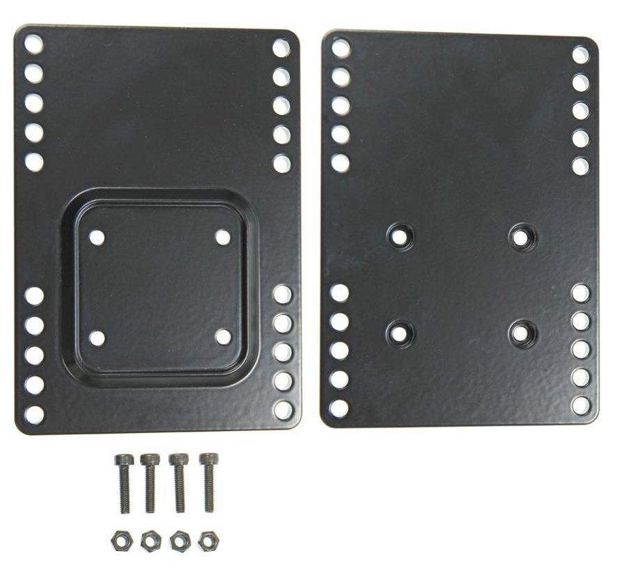 monitor Vesa 75 bevestigingsplaat met AMPS 215753