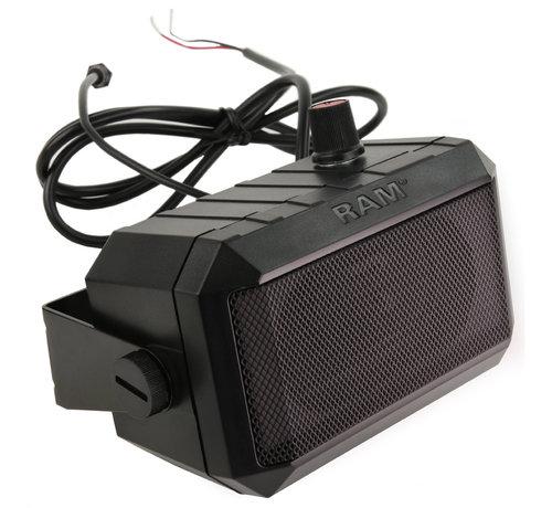 RAM Mount GDS® Audio™ Amplified Speaker