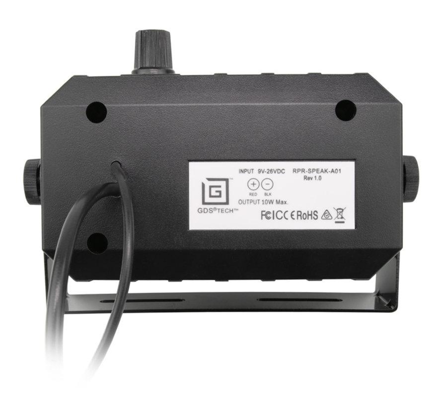 GDS® Audio™ Amplified Speaker