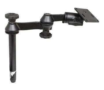 """RAM Mount Double Swing Arm with 8"""" Male + VESA  C-kogel  RAM-VP-SW1-8 - 2461"""