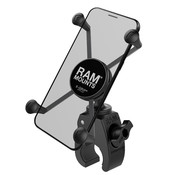 RAM Mount Low-profile Tough- Claw™ en Large Phone X-Grip™