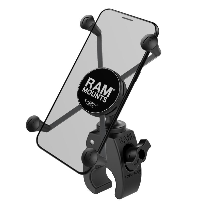 RAM Mount Snap-Link™ Tough- Claw™ met Large Phone X-Grip™