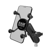 RAM Mount Motorset B-Kogel M8 bout + X-Grip houder smartphone