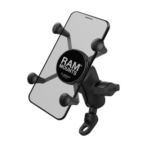 RAM Mount Spiegelmontage met X-Grip Set - RAP-B-272-A-UN7U