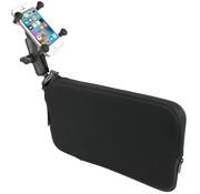 RAM Mount Seat Tough-Wedge™ met smartphone X-Grip UN7BU