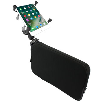 "RAM Mount Seat Tough-Wedge™ met 7-8"" tablets  X-Grip UN8BU"