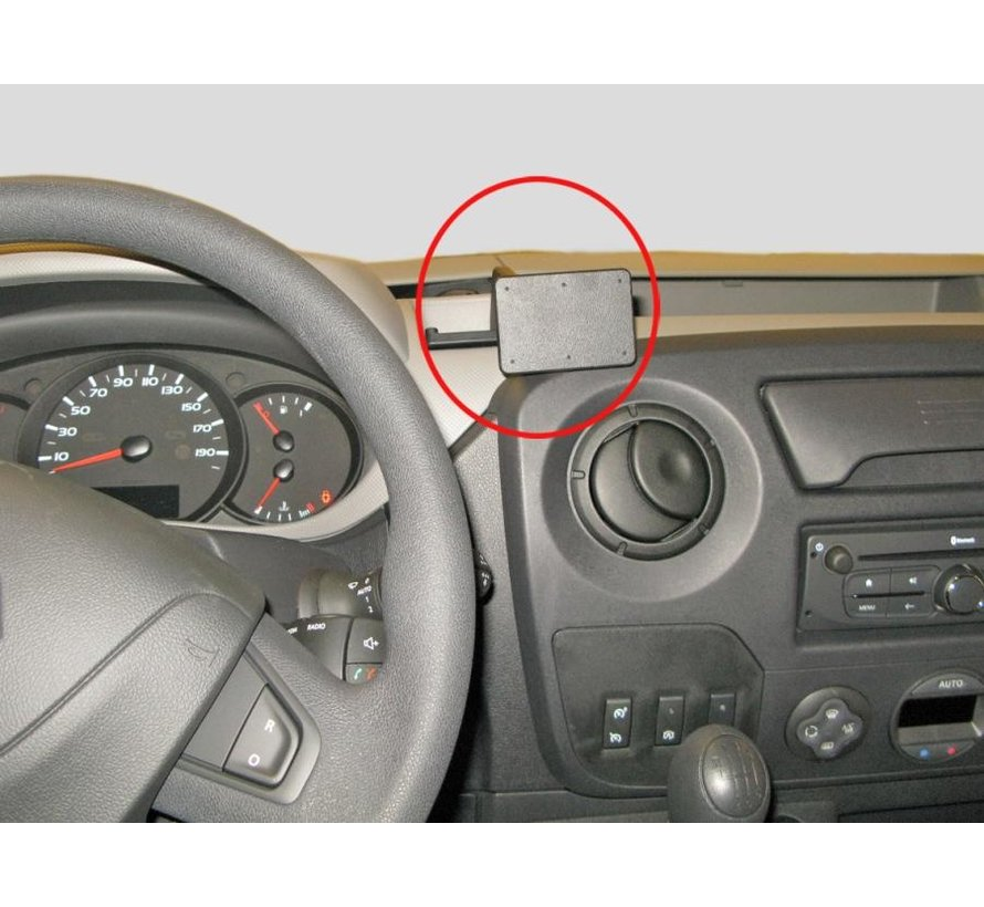 Proclip Ren.Master//Opel Movano 11- heavy duty