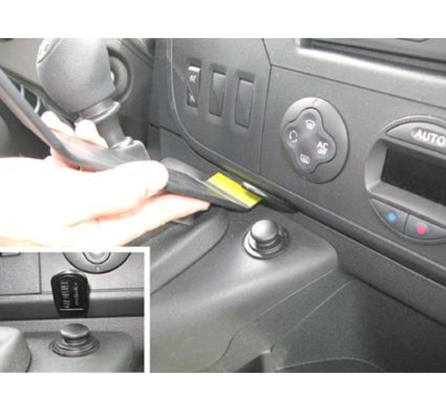 Proclip Opel Movano/Renault Master 11- Center (extra sterk)