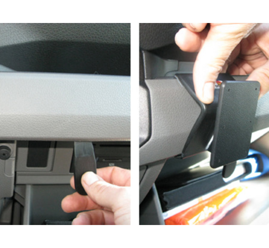 Proclip VW Crafter 17-18/ MAN TGE 19- angled - heavy duty