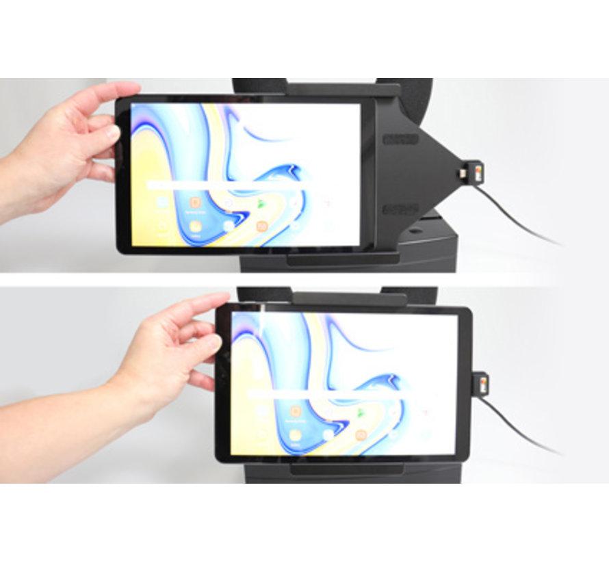 houder Samsung Galaxy Tab A 10.5 SM-T590/T595 -USB hardwire
