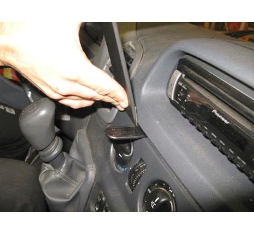 Proclip Mercedes Benz Sprinter 00-06 Taxameter Center 213462