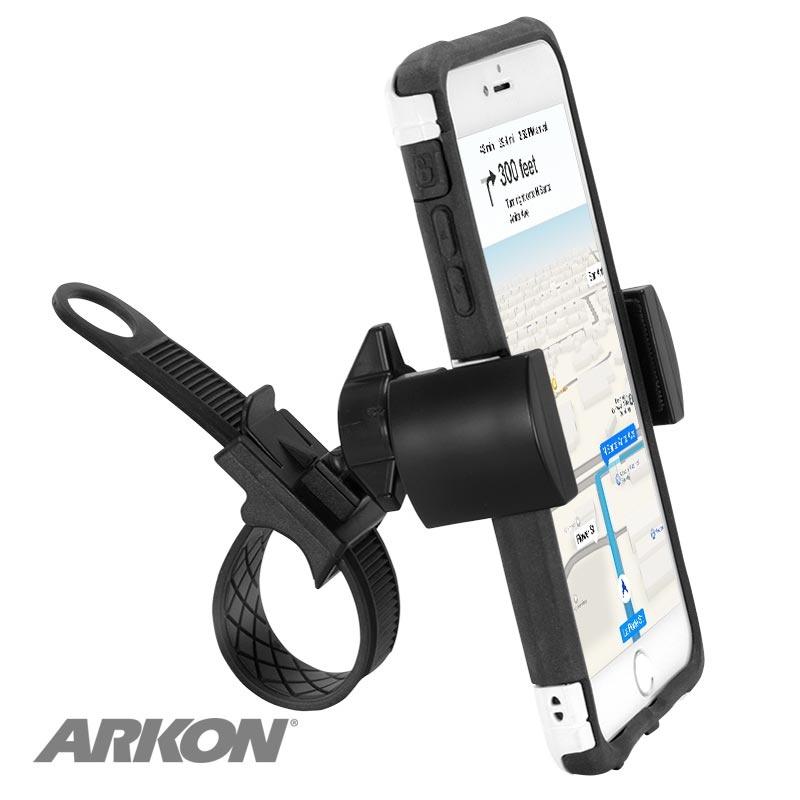Arkon Roadvise universele smartphone houder met Stuurstangstrap