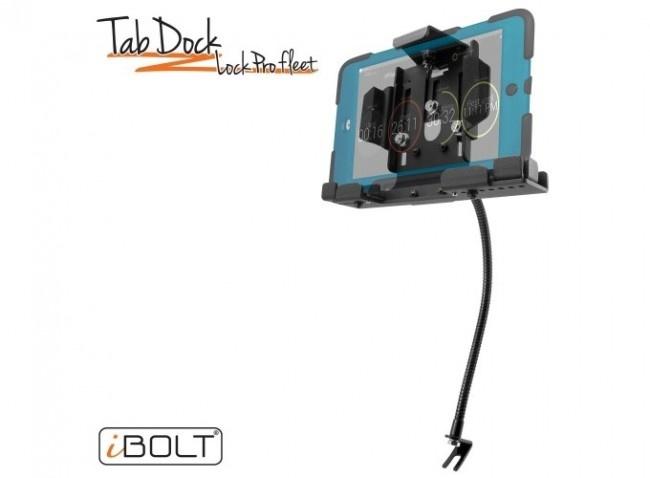 iBolt TabDock LockPro universele tablethouder Flexstatief met slot