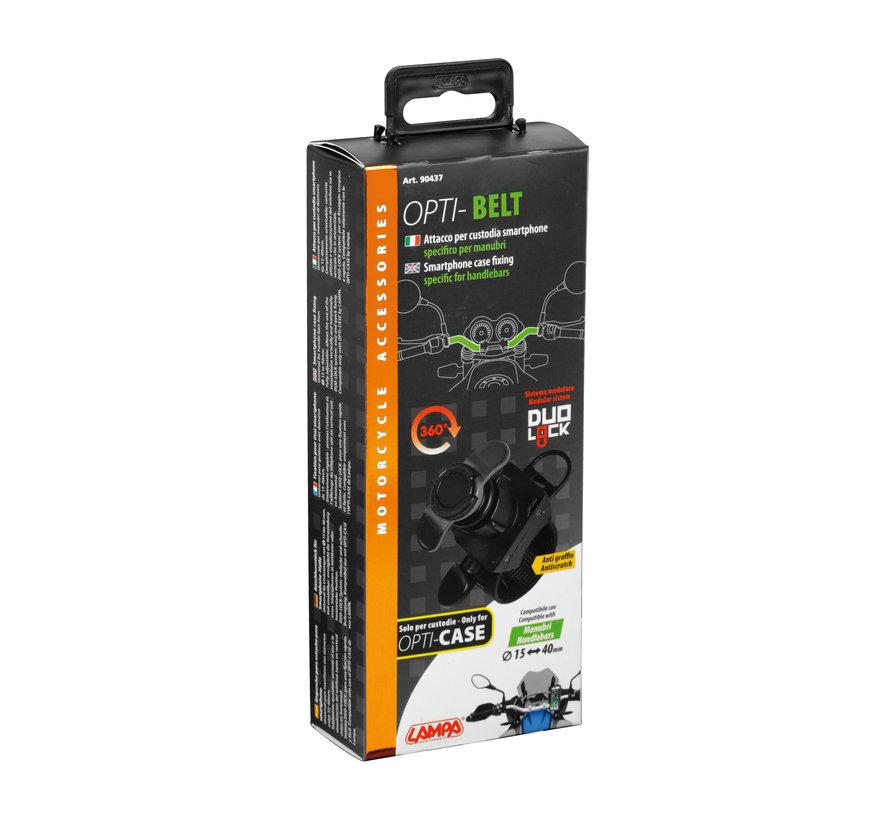 Opti-Belt DUO LOCK Strap Stangmontage
