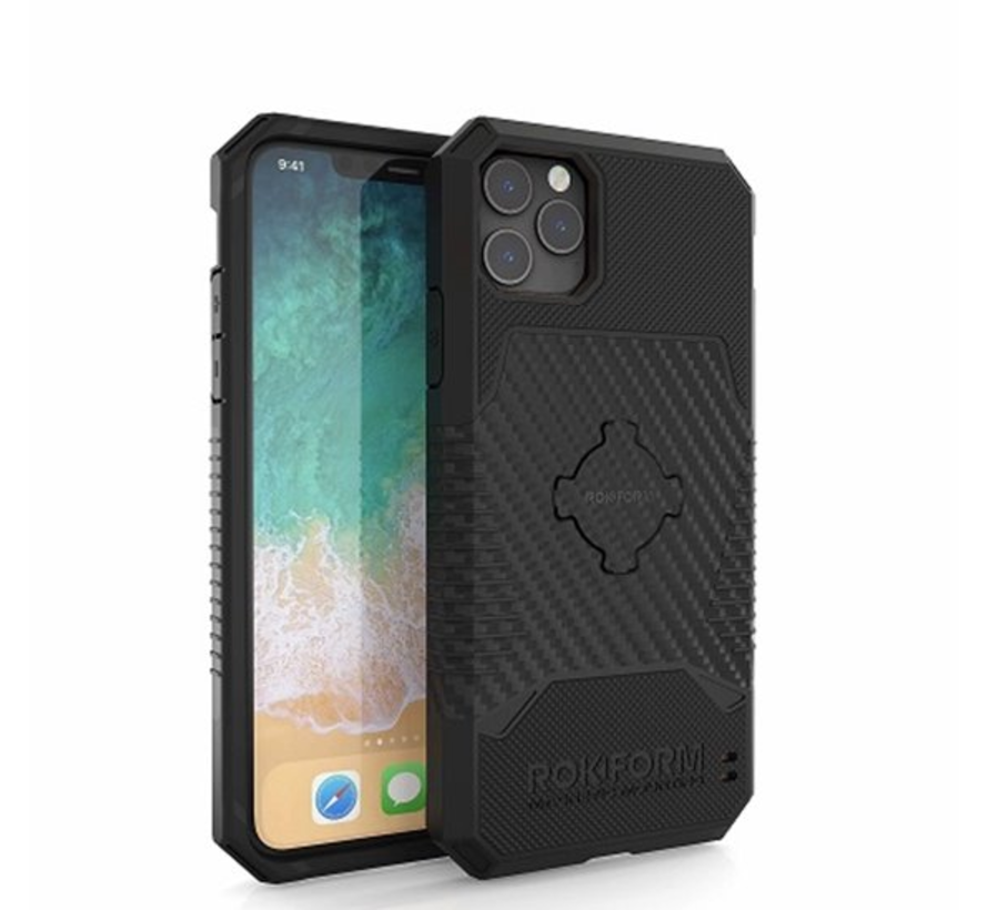 Rugged Wireless Case iPhone 11 Pro Max