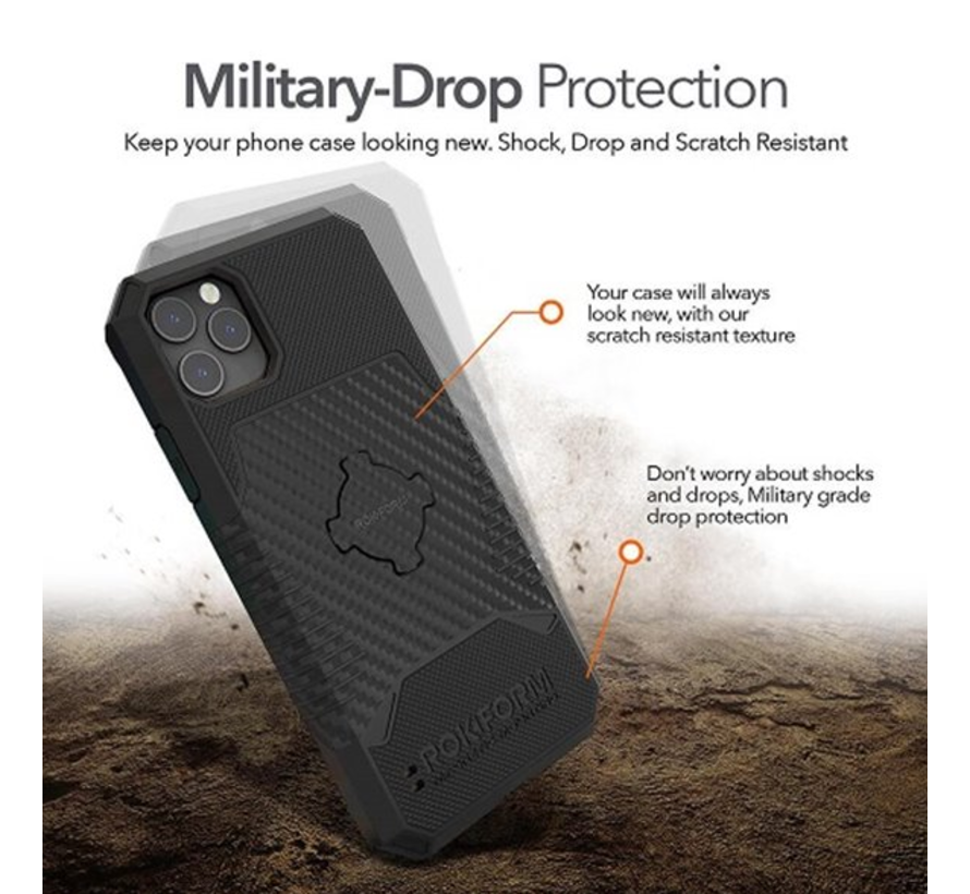 Rugged Case iPhone 11 Pro