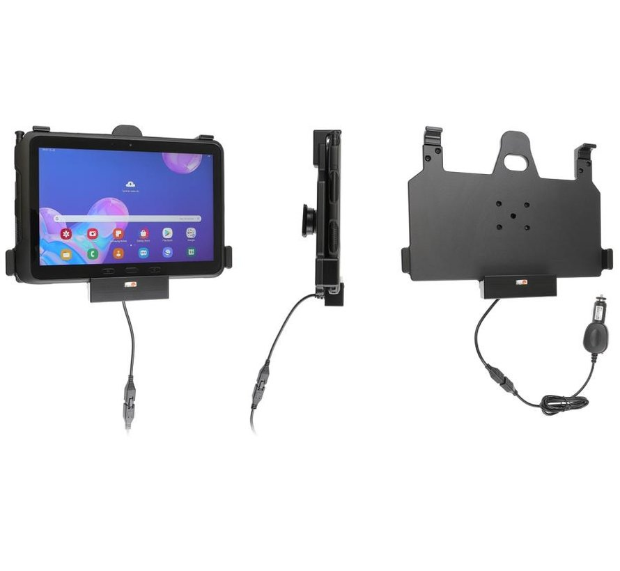 houder/lader Samsung Galaxy Tab Active Pro sig.plug