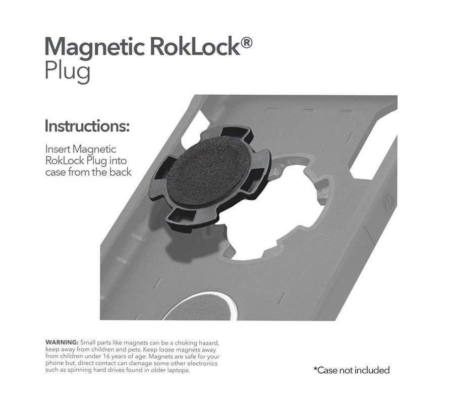 Magnetic RokLock Plug
