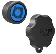 RAM Mount Pin-Lock™ Beveiligde draaiknop voor Swingarms