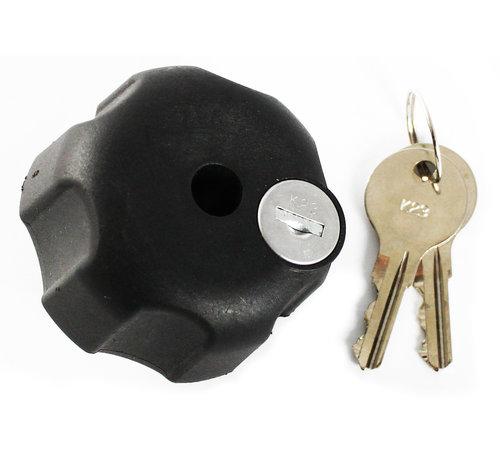 RAM Mount Key-Locking Knob swingarm RAM-KNOB6LU