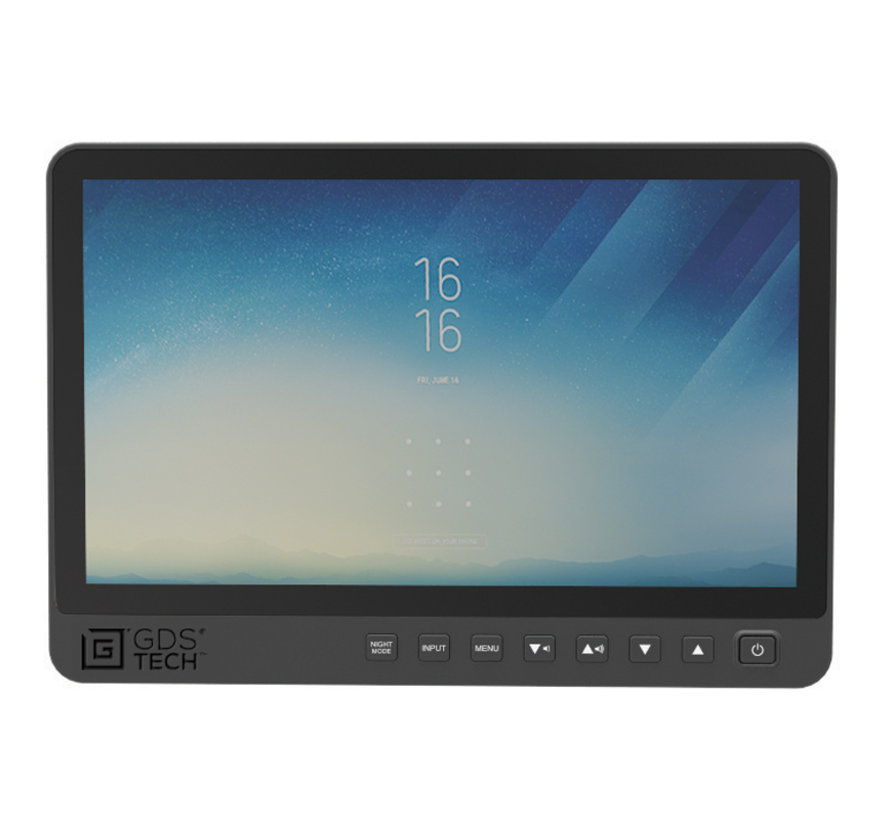"GDS® View™ 13.3"" Touch Screen Monitor"
