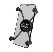 RAM Mount X-Grip™ voor grote smartphones RAM-HOL-UN10BU