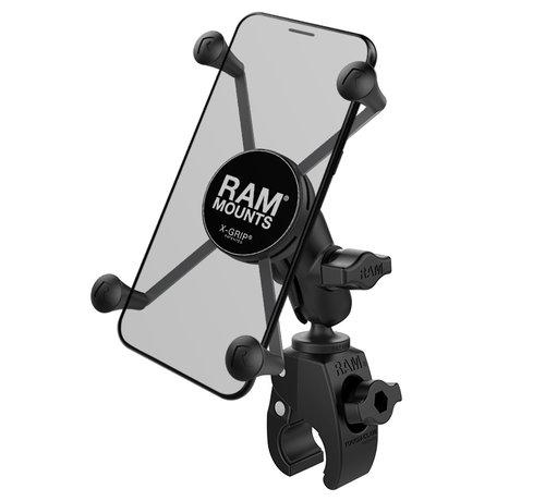 RAM Mount Tough-Claw X-grip large Smartphone stangset kort