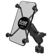 RAM Mount Torque™ large smartphone motorspiegelset met X-Grip RAM-B-408-37-62-UN10