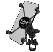 RAM Mount X-Grip large smartphone houder stuurstang set - Kort  RAM-B-149Z-A-UN10U