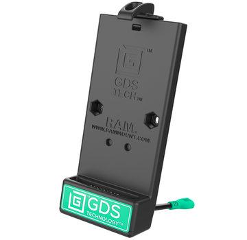RAM Mount GDS® Vehicle Phone Dock with USB Type-C for IntelliSkin® Smartphones