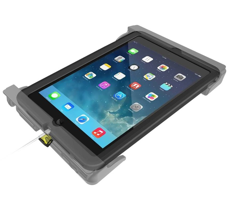 "Tab-tite 9-10"" tablethouder voor handstrap case TAB20U-riser2U"