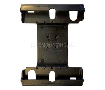 "RAM Mount Tab-tite 9-10"" tablethouder voor handstrapcase TAB20U-riser2U"
