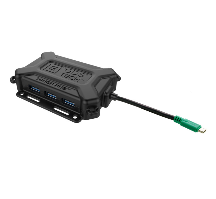GDS® Tough-Hub™ With USB Type-C For Vehicles