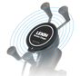 Lexin WPC™ Qi Wireless waterproof charging system voor X-Grip houders