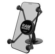 RAM Mount Zelfklevende X-Grip Large smartphone set RAP-SB-180-UN10U
