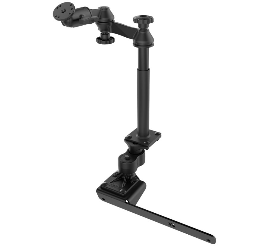 No-Drill™ Laptop Mount Dodge RAM 2012-2018