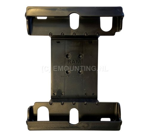 "RAM Mount Tab-tite 9-10"" tablethouder voor handstrap case TAB8U-riser2U"