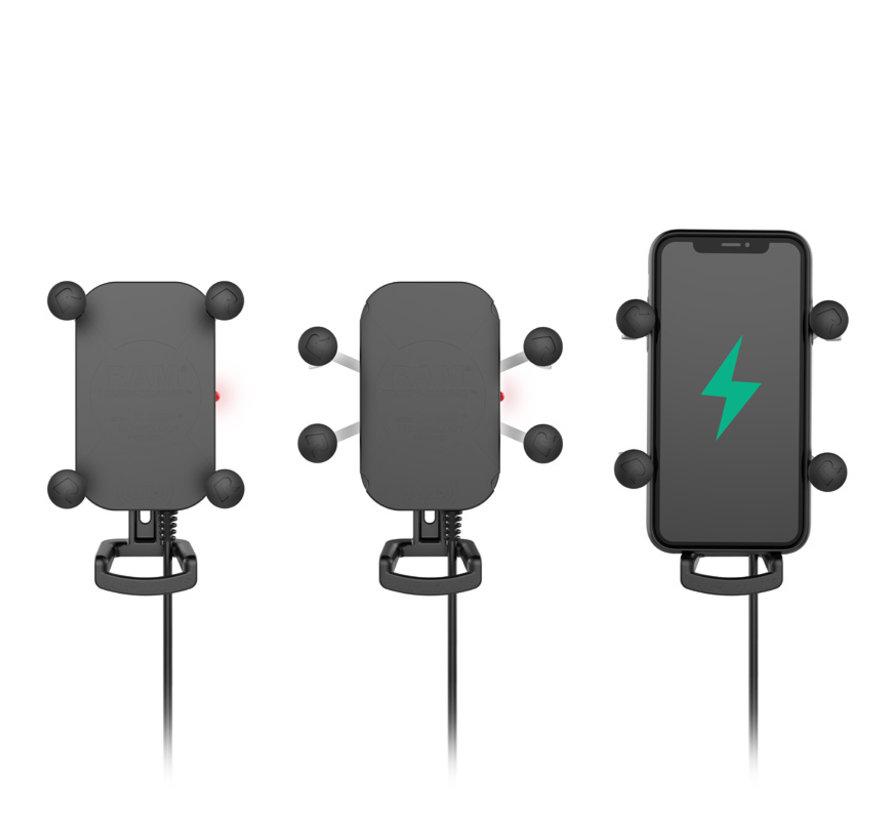 Tough-Charge™ X-Grip® Tech Waterproof Wireless Charging Houder