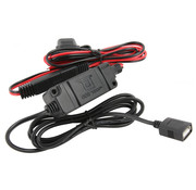 RAM Mount Hardwire Charger for Motorcycles RAM-CHARGE-V7MU