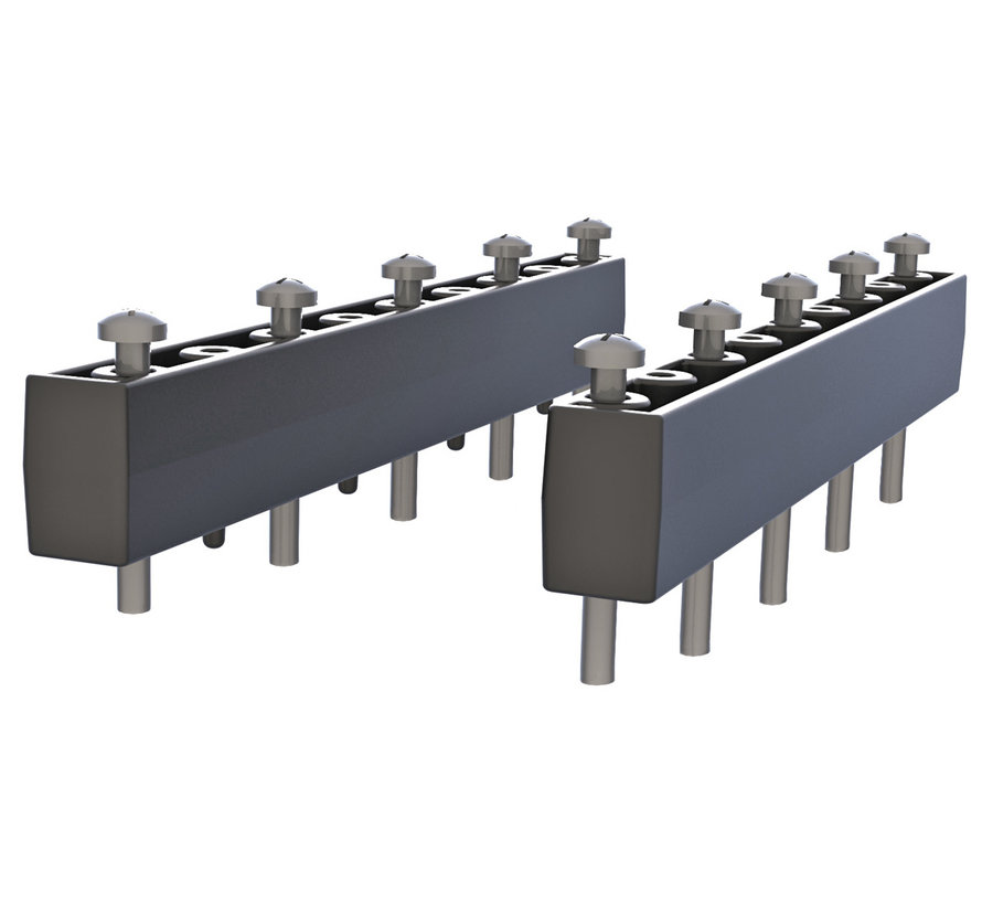 1 Set Stand Off Risers for Tab-Tite, Tab-Lock and GDS™ Docks