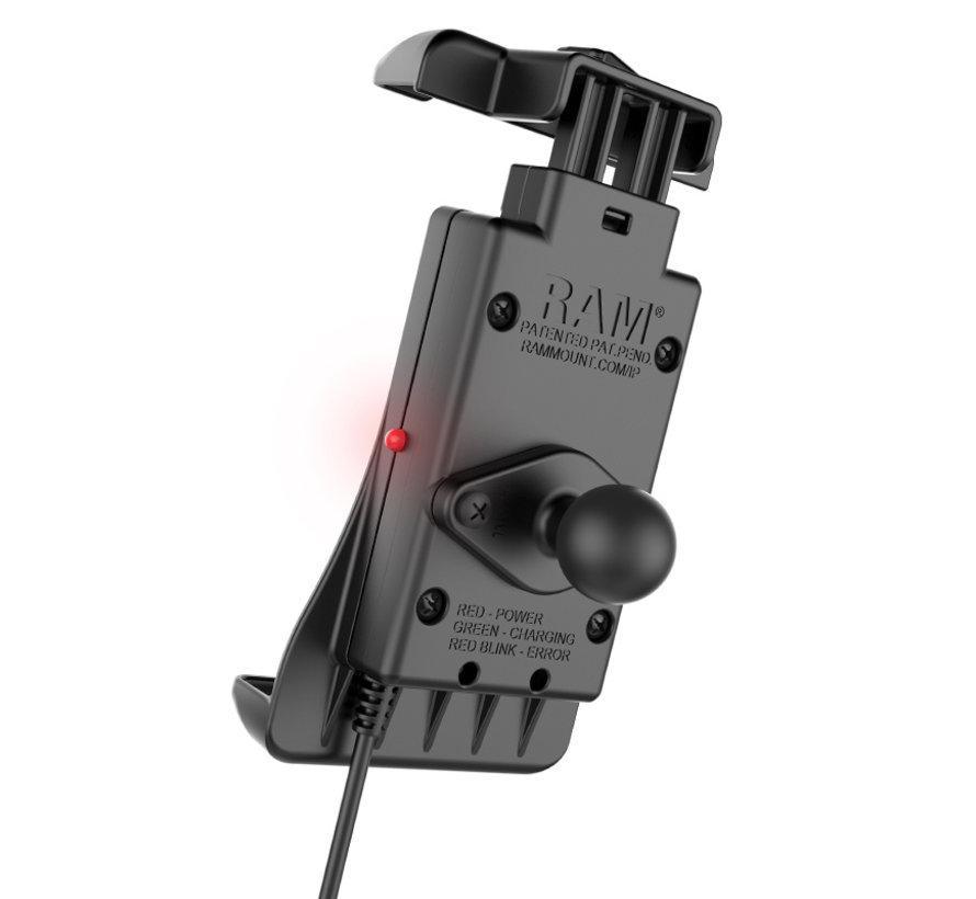 Quick-Grip™ Waterproof Wireless Charging Houder