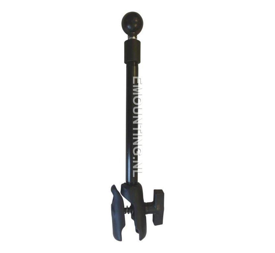 60 cm Verlengarm en klemarm stangmontage RAP-401-9-BC-202U