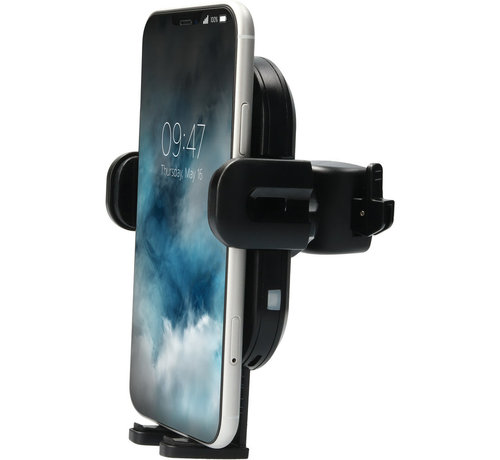 Mobiparts Qi Wireless One-handcontrol smartphone autohouder