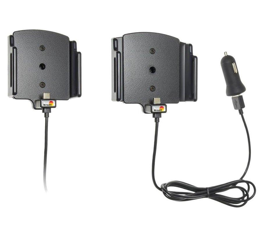 USB-C verstelb. b.75-89/6-10 mm met USB sig. 521843