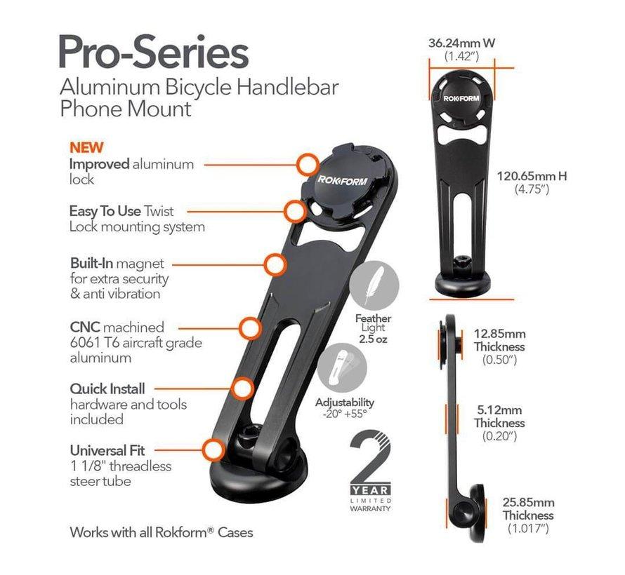 Pro Series Bike Mount V4 voor RokLock cases