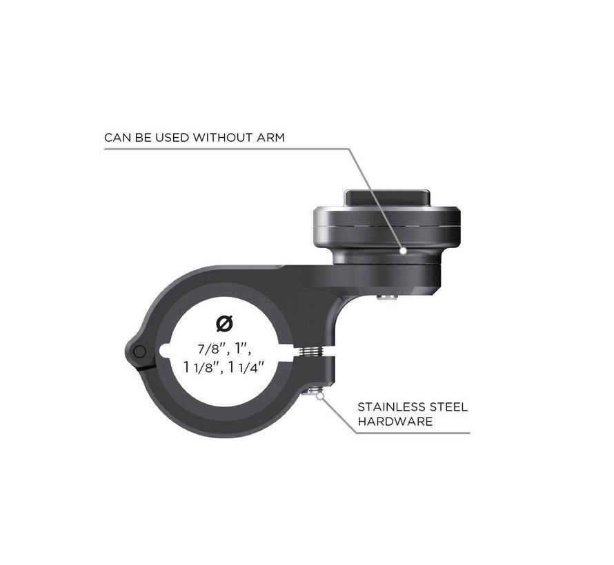 Moto Stuurstang Mount Pro - Chrome