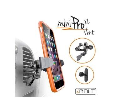 iBolt miniProXL ventilatierooster smartphone houder set