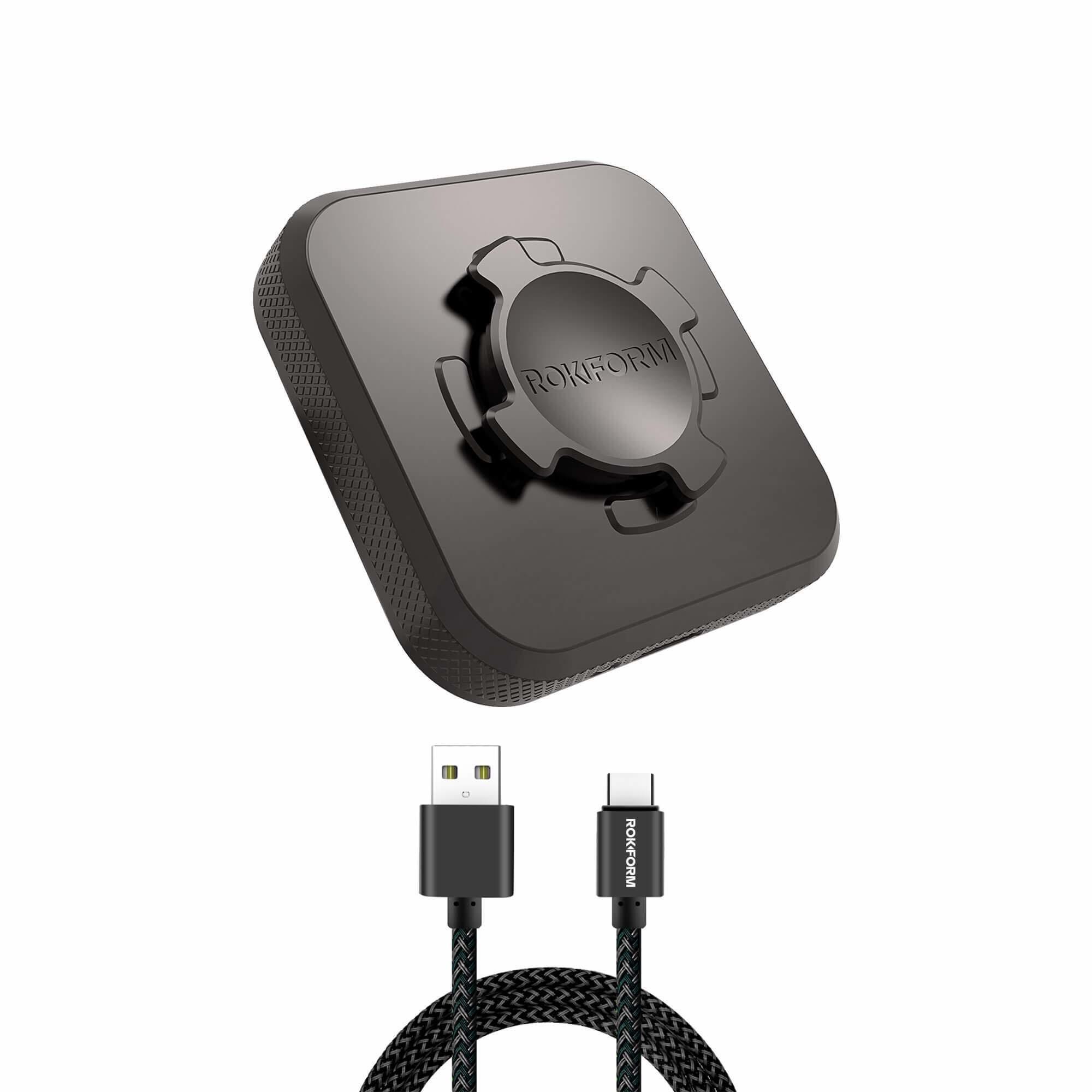 Rokform Wireless Twist Lock Charger